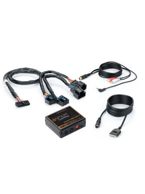 iSimple Factory iPod Integration For GM Vehicles (GM1) ISGM571 Package Contents