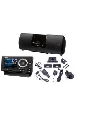 SiriusXM Onyx Plus w/ Car Kit and SXSD2 Boombox