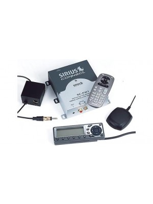 Sirius Connect Starbase FM Modulated Tuner SC-FM1