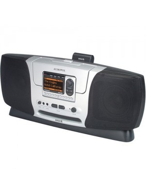Audiovox Sirius SIR-PNP3 Boombox SIR-BB3
