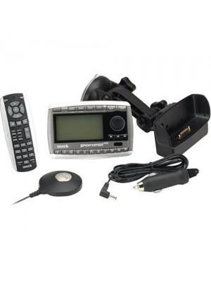 Sirius Sportster Replay Satellite Radio with Car Kit SP-TK2