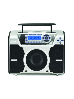Used Sirius Starmate Replay Boombox ST-B2