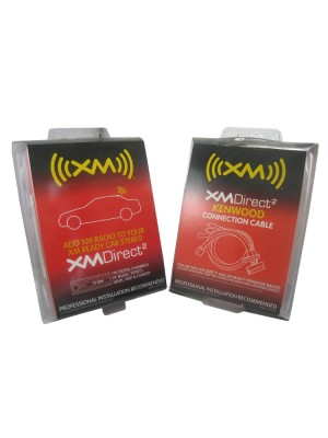 Kenwood XM Direct In Dash Kit