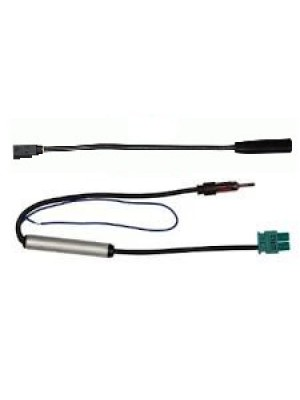European Vehicle FM Radio Antenna Adapter Kit 40-EU76