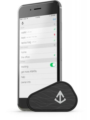 ANKR Bluetooth Tracker (Black)