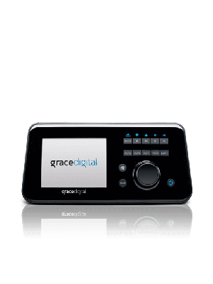 Grace Digital Primo Wi-Fi Receiver for SiriusXM Internet Radio GDI-IRCA700