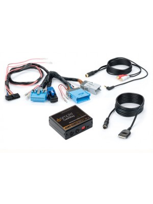 ISimple Factory IPod Integration For GM Vehicles (GM3) ISGM573 Package Contents