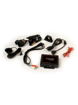 iSimple Factory iPod & XM Integration For GM Vehicles (GM6)