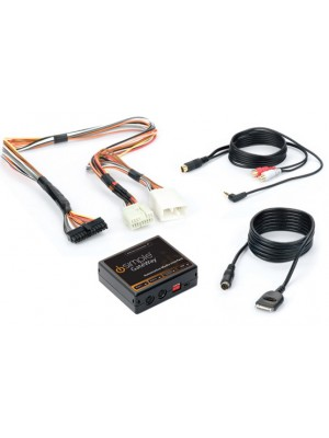iSimple Factory iPod Integration For Ford/Lincoln/Mercury Vehicles (FD1) ISFD571 Package Contents