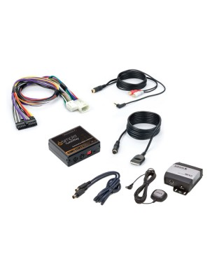 iSimple Factory iPod & SIRIUS Integration For Toyota/Lexus/Scion Vehicles (TY1)