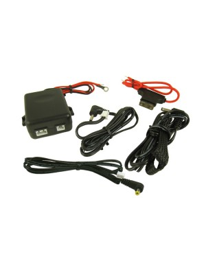 SiriusXM Car Power Hardwire Kit Package Contents