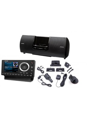 SiriusXM Onyx Plus w/ Car Kit and SXSD2 Boombox
