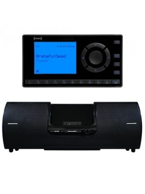 Onyx EZ Standalone Radio and Refurb SXSD2 Boombox Bundle