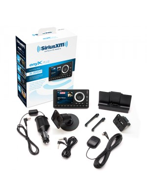 SiriusXM Onyx Plus with Car Kit SXPL1V1