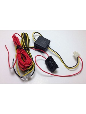SiriusConnect Power Harness With In-Line Fuse