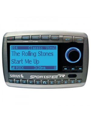 Sirius Sportster Replay Standalone Receiver - (New)