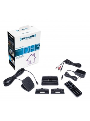 SiriusXM Dock and Play Home Kit SXDH3