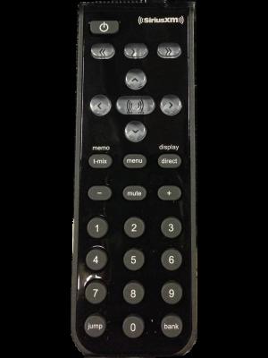 SXSD2 Remote Control Image