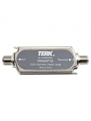 SiriusXM Home Amplifier for RG-6 XMAMP18 Image