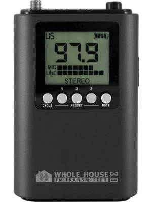 Whole House FM Transmitter 3.0 Main Image