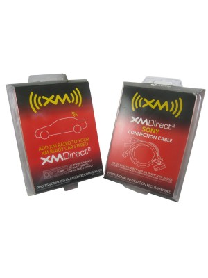 Sony XM Direct In Dash Kit