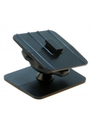 XM Rectangle Adhesive Swivel T-Notch Mount