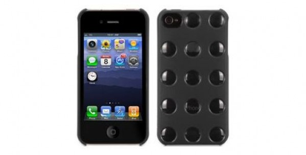 iPhone 4S Black Case Profile