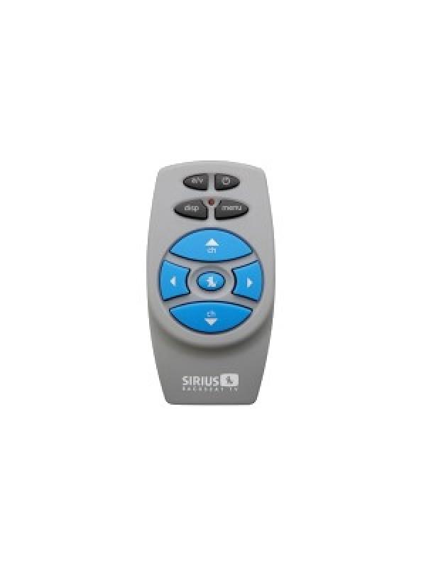 Sirius Backseat TV Remote Control