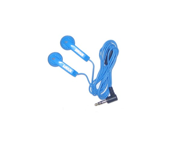 Sirius Earbud Headphones Picture 2