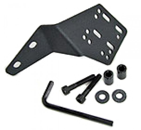 Honda Goldwing Left Hand Mount CMM-205-BLK