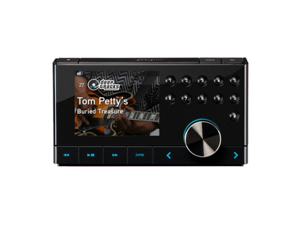 SiriusXM Edge Standalone Receiver Front