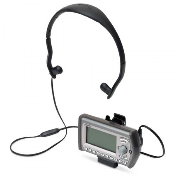 Portable Mobility Kit for XM Radios F8E724 Connected To Receiver