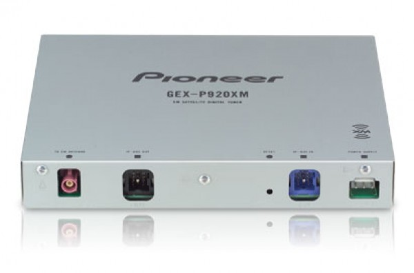 Pioneer GEX-P920XM Tuner Box