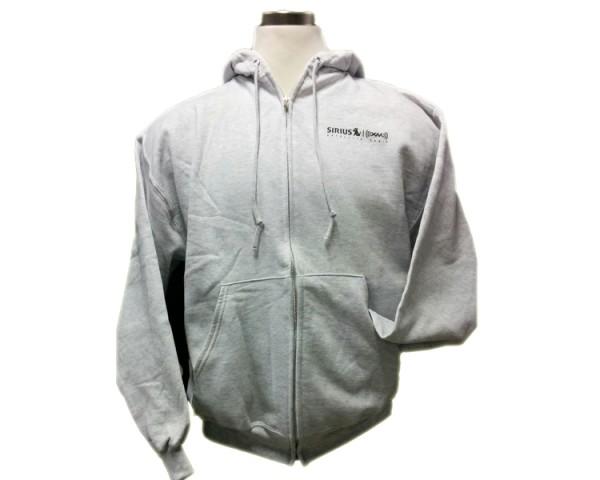Grey Athletic Hoodie