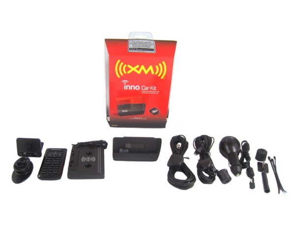 Inno Car Kit Contents