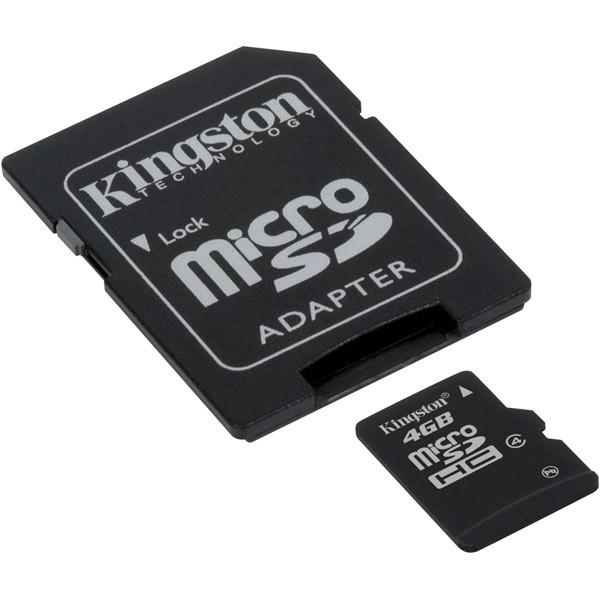 8GB MicroSD Flash Memory Card