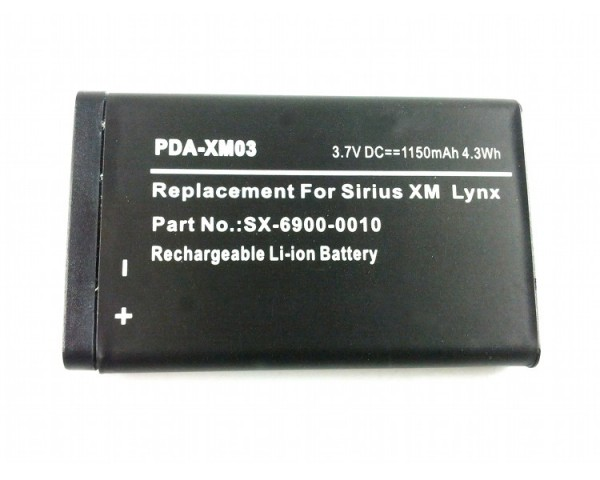 Lynx Replacement Battery Literal