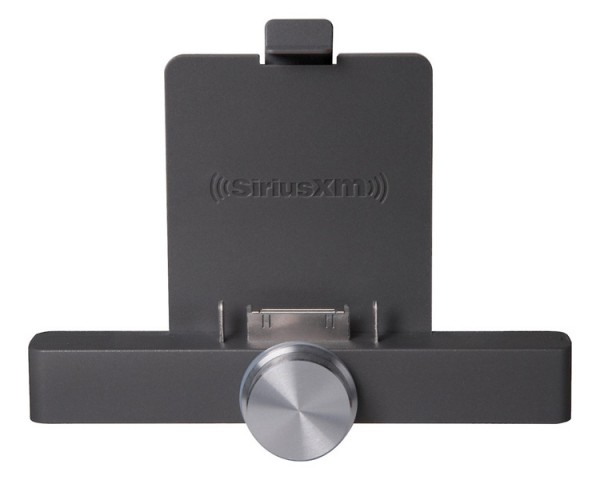 SiriusXM Lynx PowerConnect Vehicle Kit SXiV1 Dock Front