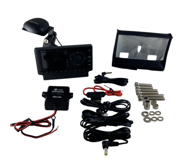 SiriusXM Onyx Professional Motorcycle Install Kit