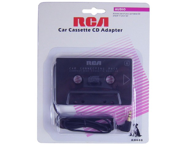 RCA Cassette Adapter