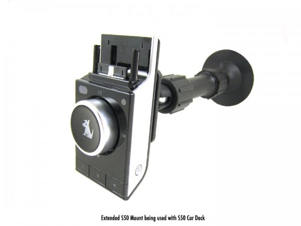SIRIUS S50 Original Mounts Package Adhesive Mount with Dock