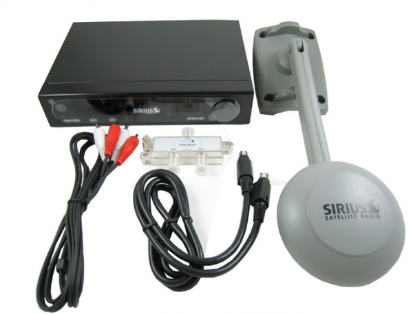 SIRIUS Connect Home Tuner For Professional Installation SCH2P Product Shot