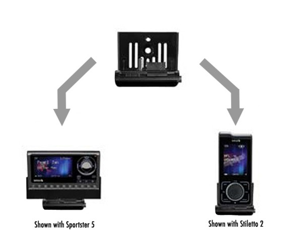 SIRIUS Connect Home Kit for Sirius-Ready Stereos SCHDOC1 Diagram