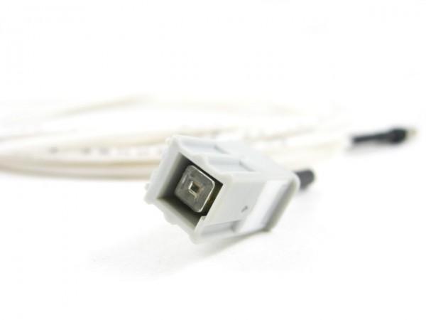 Lexus GS Shark Fin Antenna Adapter SFA12M Male Close Up