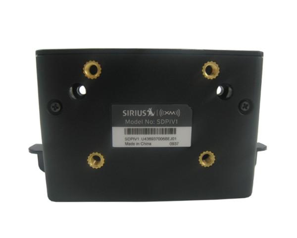 SIRIUS PowerConnect Vehicle Dock SDPIV1 Back