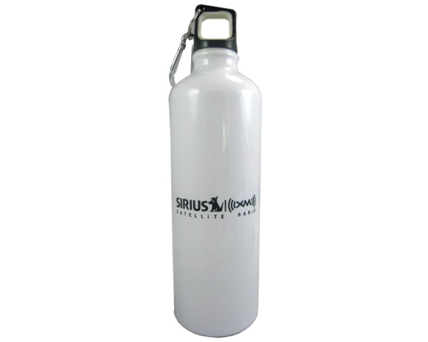 SiriusXM Aluminum Water Bottle