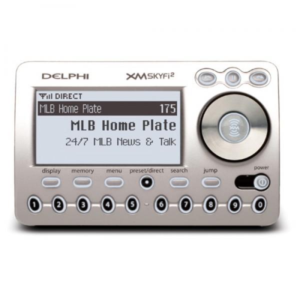 XM SKYFi2 Main Radio Image