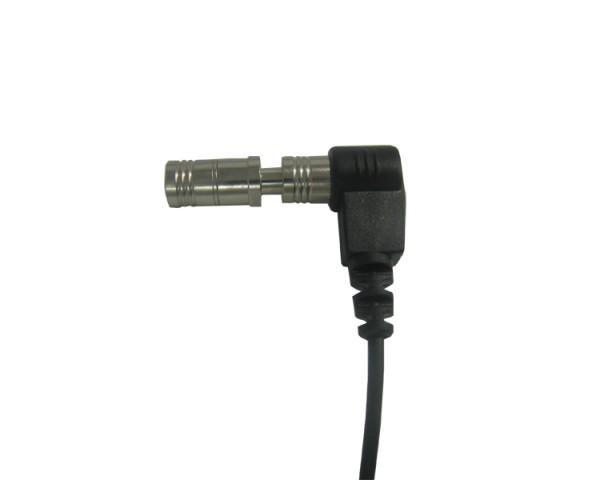 Straight SMB Adapter Plug Docked