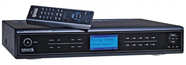 Sirius Satellite Radio Home Tuner Srh2000 Tssradiorhtssradio: Sirius Satellite Radio Tuner At Elf-jo.com
