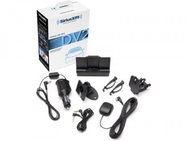 XM PowerConnect Vehicle Docking Kit XADV2 Contents